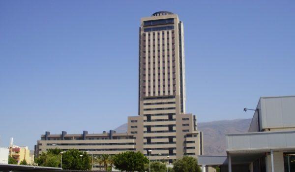 Carrera Vertical Torre Laguna Dorica Construcciones El Ejido