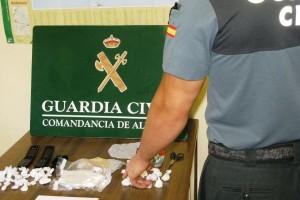 Cocaína Huércal Overa