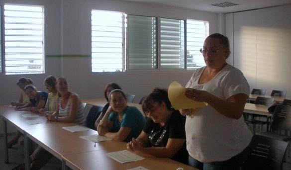 Escuela de Padres en Vícar