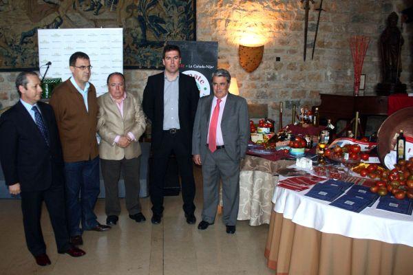 Parador Jaen y Tomate La Cañada Níjar