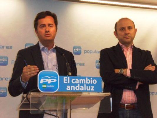 Francisco Góngora y Manuel Gómez