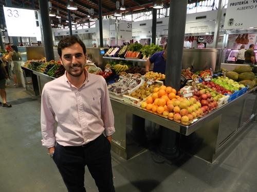 Tras más de tres años de obras, ha abierto al público el Mercado Central de Almería