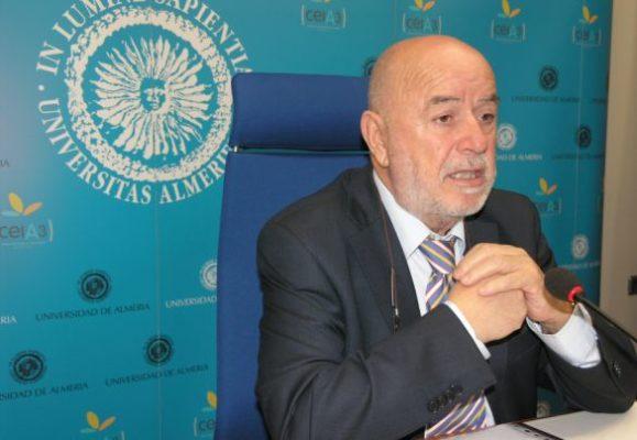 Pedro Molina rector UAL