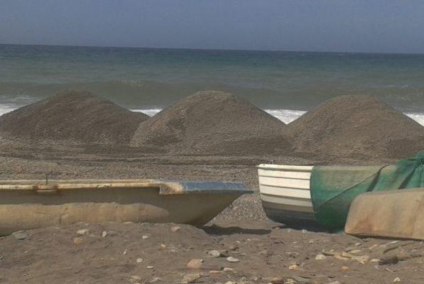 Balerma y Guardias Viejas recibirán aportaciones de arena en sus playas