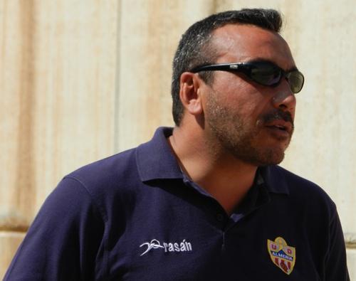 El galeno de la UD Almería continuará otra temporada más en la entidad rojiblanca