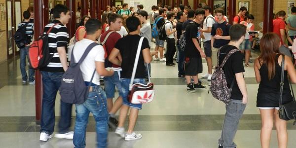 Cerca de 3.000 alumnos se repartieron por las sedes de la provincia de Almería para hacer la Selectividad