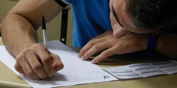 La Univeridad de Almería apenas ha registrado incidentes en el primer día de Selectividad