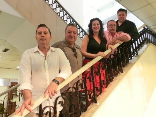 Teddy Boys salen de gira por Almería