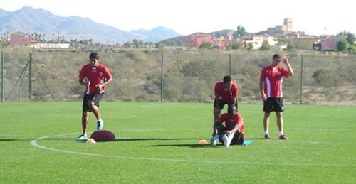 Las instalaciones de Desert Springs serán en las que la UD Almería realizará la pretemporada de otra Liga Adelante