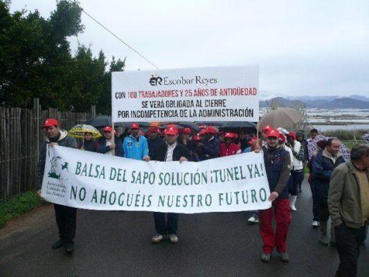 manifestacion-balsa-del-sapo-las-norias