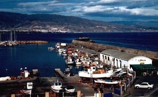 Roquetas de mar y su entorno a concurso de pintura r pida for Gimnasio 360 roquetas de mar