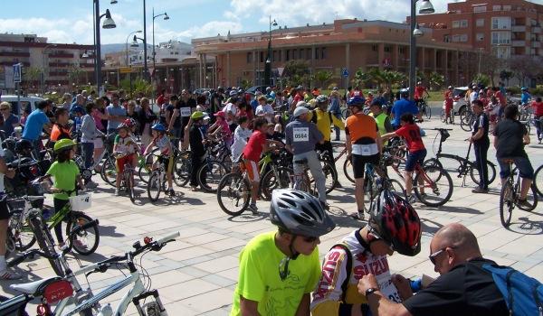 El Día de la Bicicleta será protagonista en Almerimar y Balerma