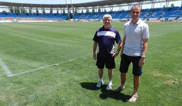 El preparador físico del FC Barcelona ha pasado cuatro temporadas en la UD Almería