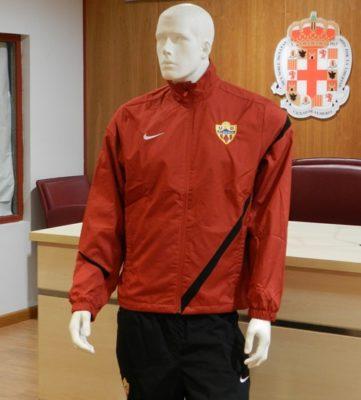 Nike vestirá al Almería en los partidos, en los entrenamientos y en la calle