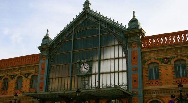 ¡La Mesa del Ferrocarril no se va a la Estación de Huércal!