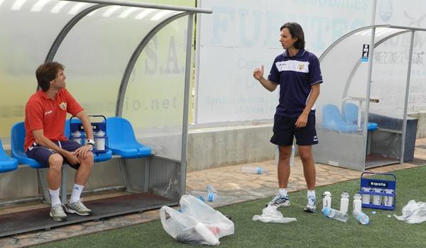 Ibán Andrés será ayudante de Javi Gracia en la UD Almería esta Liga Adelante