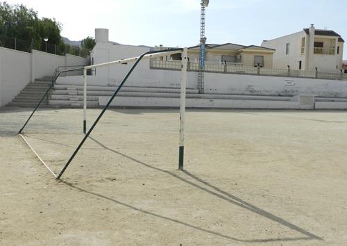 El actual Villa San Pablo se ha transformado en sede de una asociación vecinal y en aparcamiento municipal