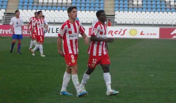 La UD Almería B empezará la liga en casa.
