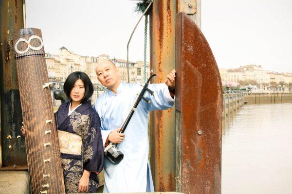 Mieko Miyazaki y Guo Gan