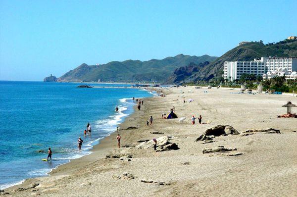 mojacar playas