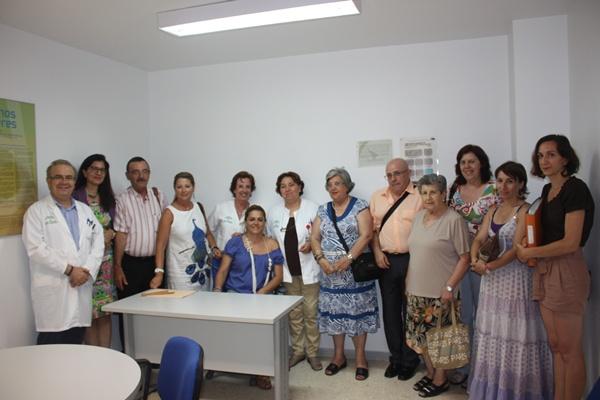 El Centro Hospitalario Torrecárdenas colabora con el voluntariado y las asociaciones