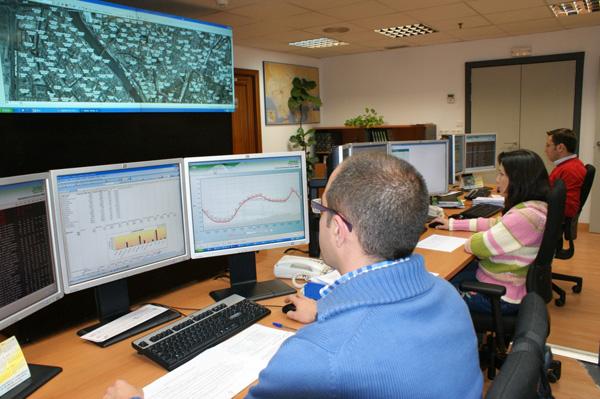 Andalucía alcanza su máxima del verano con 7.668 megavatios hora