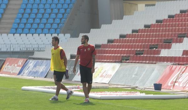 El Almería tendrá como principal novedad de la temporada las gradas de los fondos