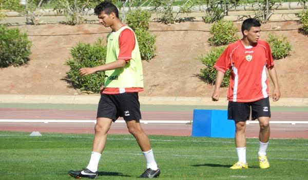 La UD Almería ya cuenta con varias perlas en su cantera, siendo las más destacadas Fernández y Romera