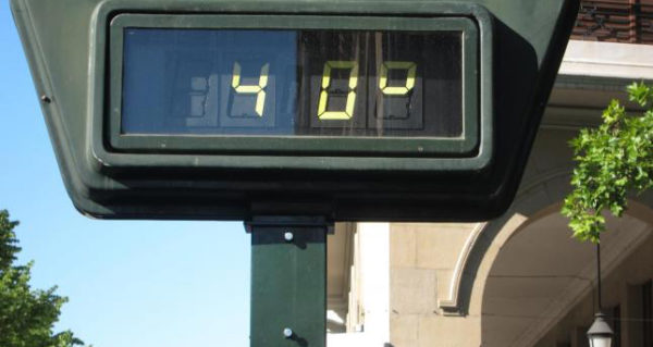 Temperaturas Altas en Almería