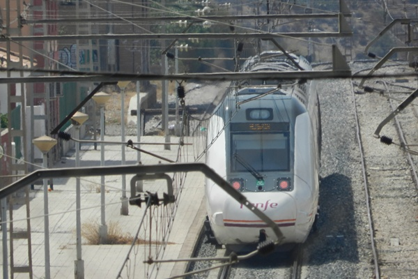 La Junta de Andalucía apoya la huelga de ferroviarios del 3 de agosto