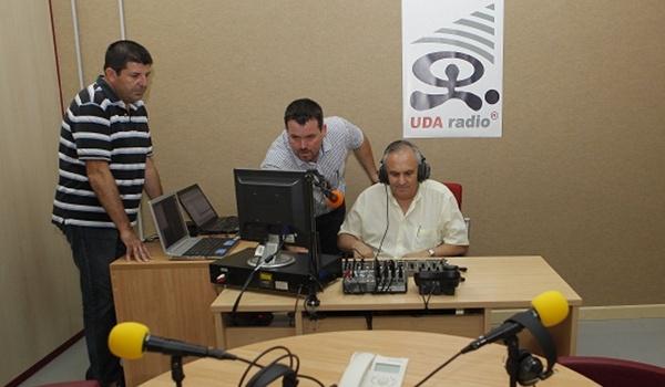 La radio oficial de la UD Almería (Radio UDA) emitirá en Internet