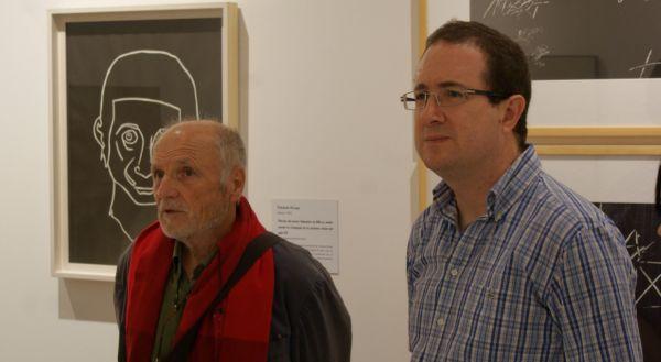 Artistas Antonio López y García Ibáñez