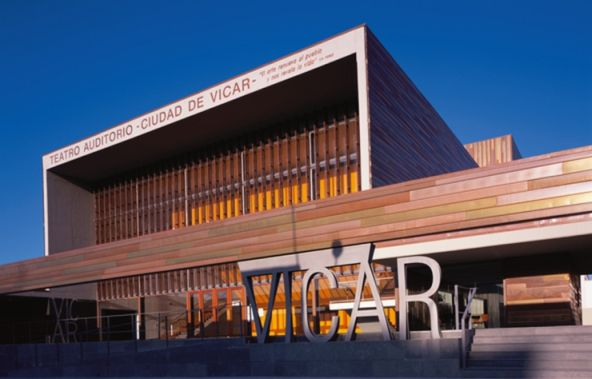 Auditorio Ciudad de Vícar