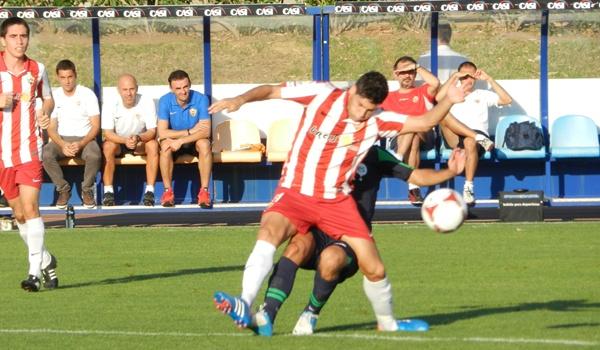 El Almería B ha comenzado muy bien la liga de Segunda División B Grupo IV