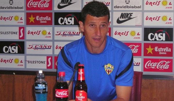 La UD Almería, con tres victorias en la Liga Adelante, visita al Sabadell, que todavía no ha ganado