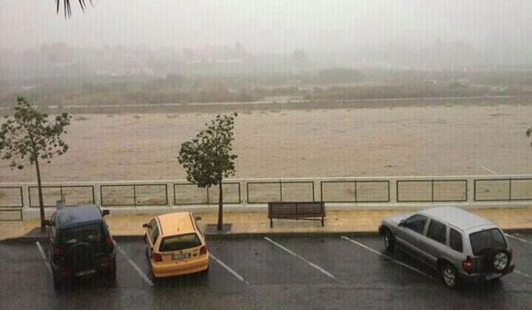 Los vecinos de las localidades del Almanzora, en Almería, siguen inquietos