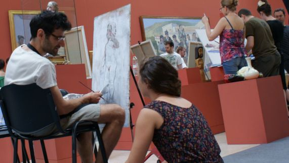 Alcudia organiza un taller de pintura dirigido por el artista García Ibáñez en octubre