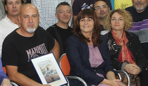 Conmemoración de este club de montañismo de Almería y entrega de distinciones