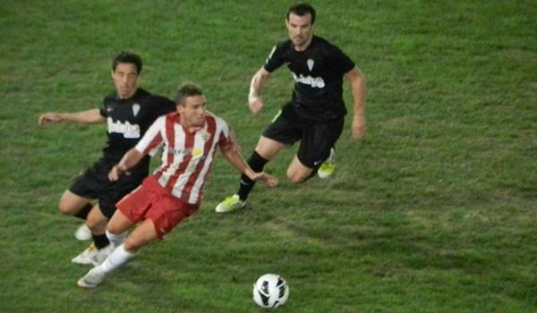 El Almería no se ha merecido una goleada a favor ante un gran Córdoba