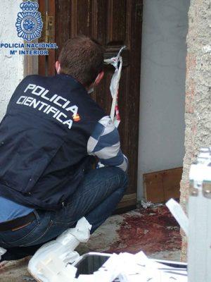 Los efectivos de la Comisaría de Almería han esclarecido un crimen en tiempo récord