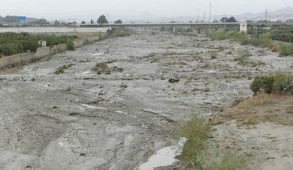 El agua siempre ha sido un problema en la comarca del Bajo Andarax