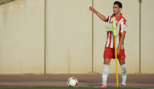 El extremo, procedente del Melilla, está haciendo una gran campaña con el Almería B