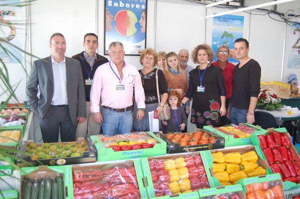 011112 Agroponiente. Presencia en Expo Berja 2