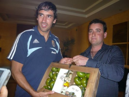 Andrés Piedra y Raúl