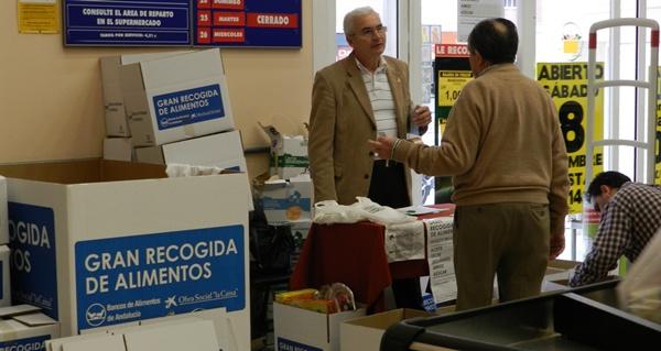 La iniciativa de la Gran Recogida se desarrolla en Andalucía y Cataluña