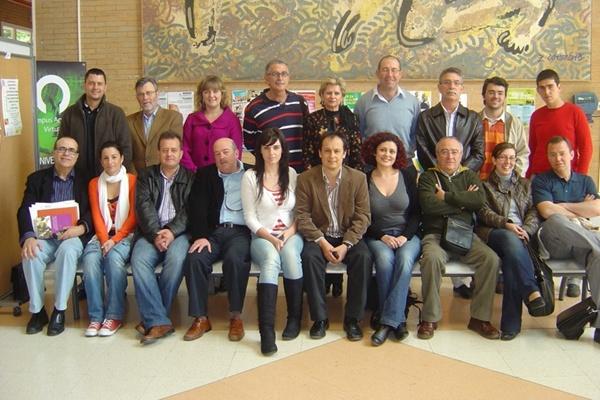 Estudios del Tiempo Presente es un grupo de la Universidad de Almería
