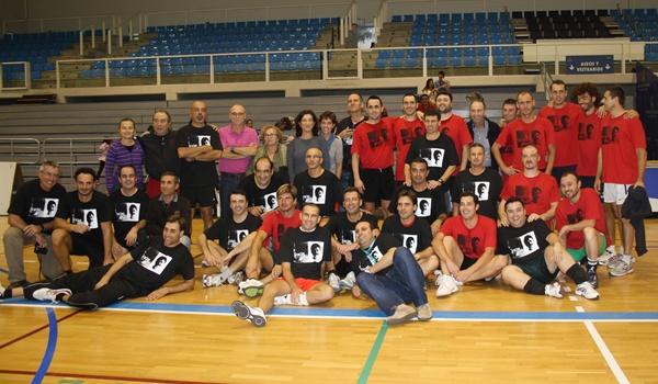 Son muchos los almerienses que recuerdan a Moisés Ruiz en Almería mediante el voleibol