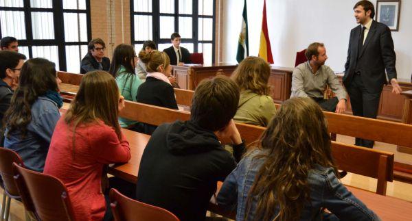 Simulacro juicio Semana Ciencia