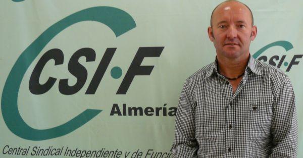 Antonio Moreno CSIF