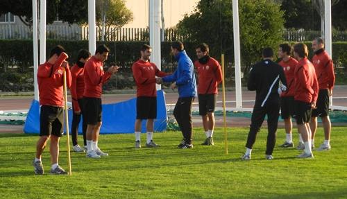 La UD Almería lleva tres derrotas seguidas y su siguiente rival en Liga Adelante es el Girona